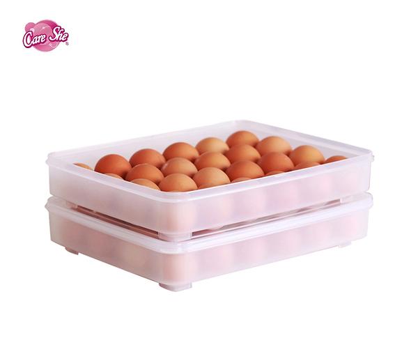 【Careshe】SP SAUCE冰箱儲藏用雞蛋盒