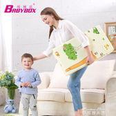折疊XPE寶寶爬行墊嬰兒童爬爬墊加厚客廳拼接泡沫地墊 igo  麥琪精品屋
