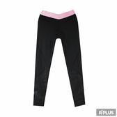 Adidas 女 BLACK 愛迪達 緊身長褲- DT6265