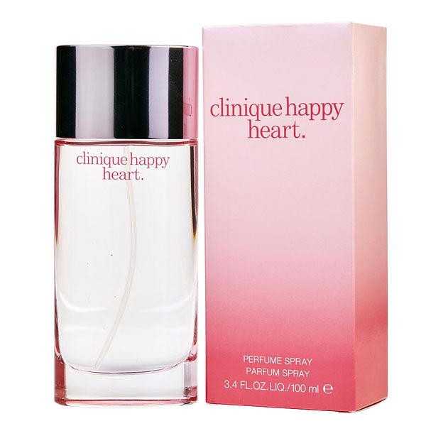 CLINIQUE HAPPY HEART 快樂心女性淡香精 100ml 70486【娜娜香水美妝】
