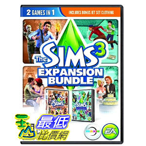 [104美國直購] The Sims 3 Expansion Bundle - PC/Mac