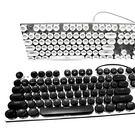 【商檢合格】機械鍵盤青軸黑軸紅軸茶軸遊戲...
