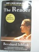 【書寶二手書T3/原文小說_GGN】The Reader_BERNHARD SCHLINK