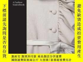 二手書博民逛書店【精裝英文原版大冊】Vintage罕見Details: A Fashion Sourcebook 復古時裝細節設計