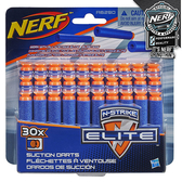 NERF兒童射擊玩具 孩之寶Hasbro 菁英系列 ELITE 通用吸盤式泡棉子彈補充包 A6290