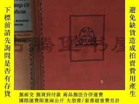 二手書博民逛書店1942年罕見孔子的基本教義 The Conduct of Li