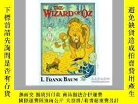 二手書博民逛書店The罕見Wonderful Wizard of OZY2838