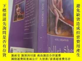 二手書博民逛書店ballet罕見shoes 芭蕾舞鞋Y200392