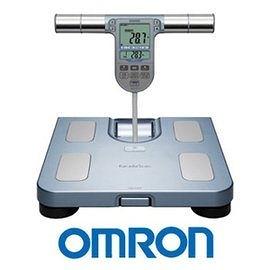 OMRON 歐姆龍體脂計 HBF-371(藍色)-贈BMI尺1個