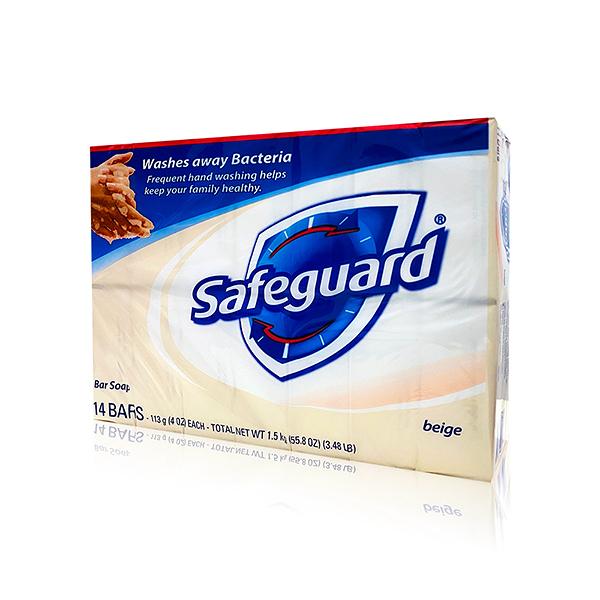 [14入]Safeguard洗手皂113g