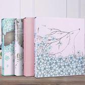 相冊本 相冊影集本插頁式家庭大容量5寸6寸紀念冊五六寸照片冊700張過塑 快樂母嬰
