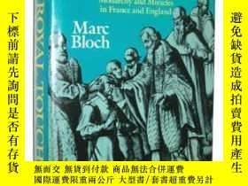 二手書博民逛書店The罕見Royal TouchY307751 Marc Bloch Dorset Pr, 1990 ISBN