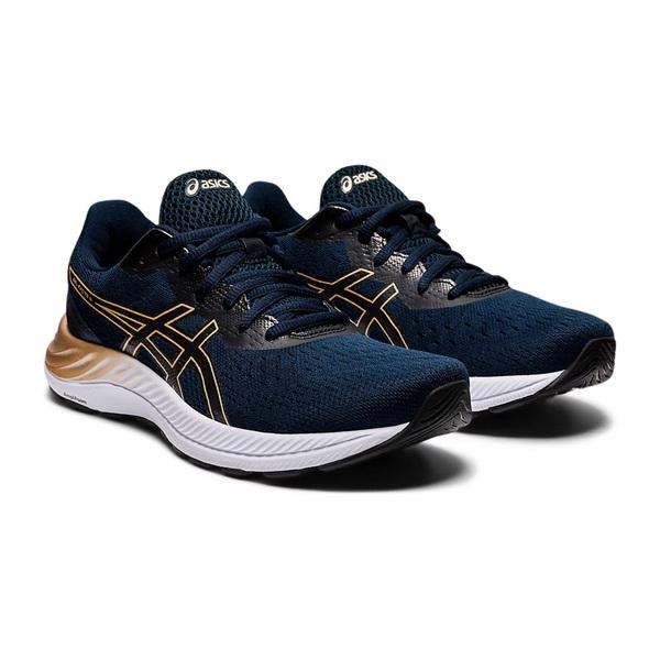 Asics Gel-excite 8 (d) [1012A915-403] 慢跑鞋 運動 休閒 輕量 支撐 緩衝 彈力
