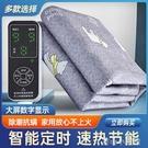 電熱毯  電熱毯單人雙人雙控1.8米2米學生宿舍家用電褥子防水不漏電無輻射