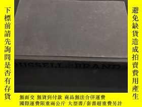 二手書博民逛書店MY罕見BOOKY WOOK Russell BrandY258
