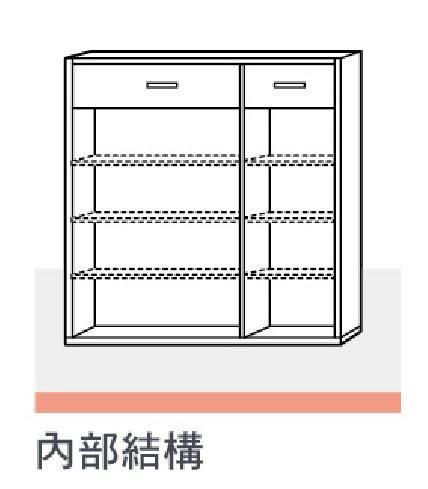 【森可家居】康緹純白4尺鞋櫃 7JX271-2 白色 鄉村風
