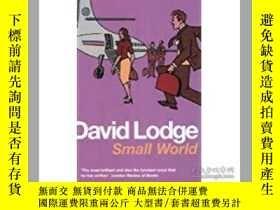 二手書博民逛書店Small罕見WorldY28384 David Lodge P