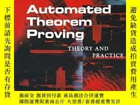 二手書博民逛書店Automated罕見Theorem ProvingY256260 Monty Newborn Springe