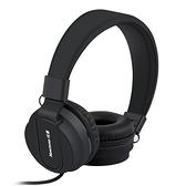 紐曼 T12頭戴式線控手機耳機立體聲重低音 適用手機電腦游戲耳機 創意空間