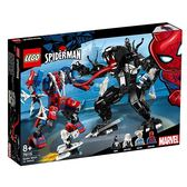 樂高積木 LEGO《 LT76115 》SUPER HEROES 超級英雄系列 - Spider Mech vs. Venom╭★ JOYBUS玩具百貨
