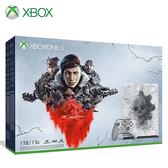 【預購】Xbox One X 1TB 限量版《戰爭機器 5》同捆組