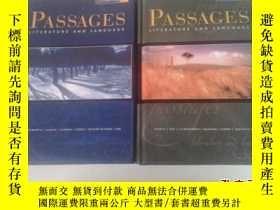 二手書博民逛書店Passages罕見11: Literature and Lan
