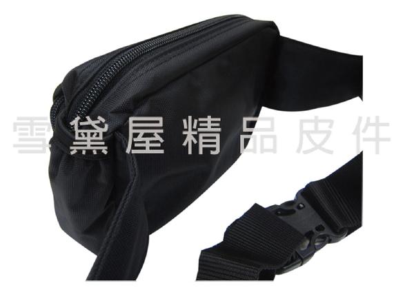 ~雪黛屋~CONFIDENCE 腰包小容量外袋+主袋共三層腰背肩背斜側台灣製造品質保證1680D ACB2091