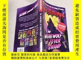 二手書博民逛書店the罕見werewolf of fever swamp熱沼澤狼人Y212829