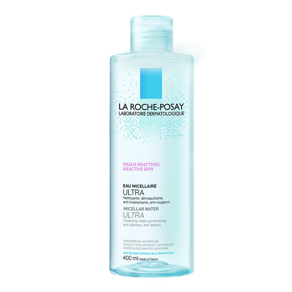 La Roche Posay 理膚寶水 舒緩保濕卸妝潔膚水 400ml