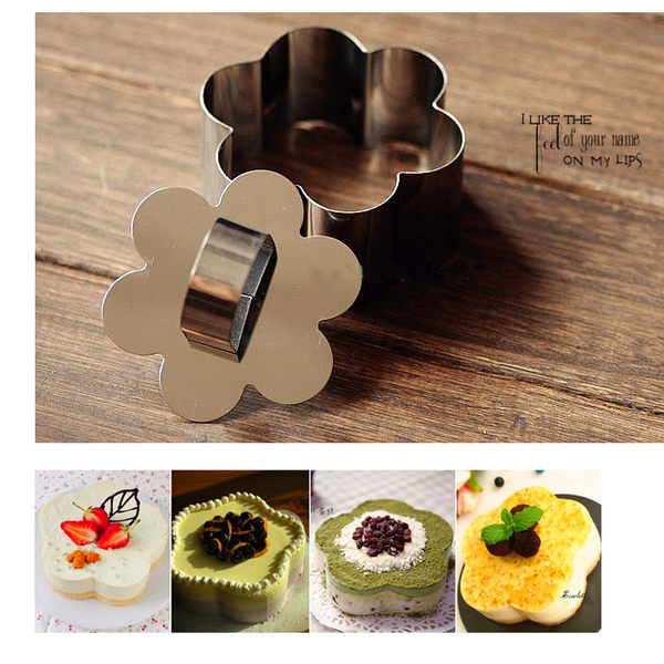 (附壓板)3吋不銹鋼小慕斯圈 慕斯蛋糕模 點心蛋糕模提拉米蘇 起司蛋糕模具 烘焙模具 切模 餅乾模