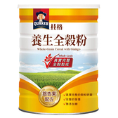 QUAKER桂格 養生全穀粉—銀杏果配方600g