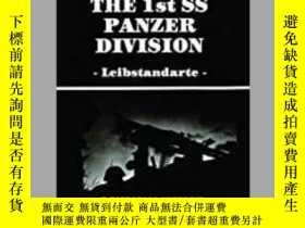 二手書博民逛書店The罕見1st SS Panzer Division (damaged)-黨衛隊第一裝甲師(受損)Y4149