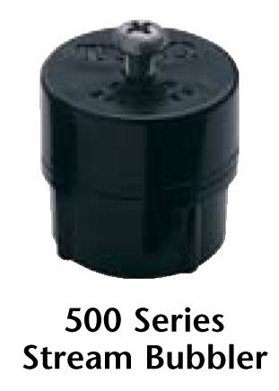 TORO 4分內牙6孔射水頭(噴灑範圍360度不可調整角度,適用於灌溉樹木,花床,灌木等)