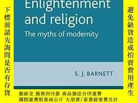 二手書博民逛書店The罕見Enlightenment And ReligionY256260 S.j. Barnett Man