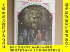 二手書博民逛書店The罕見Horse and His boy 【by C.S.