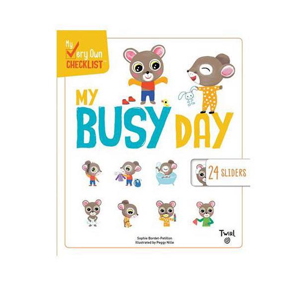 My Busy Day 好忙的一天 (推推書)