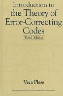 二手書博民逛書店《Introduction to the Theory of Error-Correcting Codes》 R2Y ISBN:0471190470