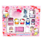 Hello Kitty玩具 扮家家酒系列-人偶房間組/家家酒/兒童教育玩具 [喜愛屋]