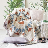 沙發巾 裝飾毯單人沙發套鋪沙發毯蓋巾防塵罩保護沙發樣板間掛毯桌布