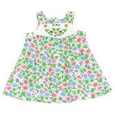 【愛的世界】清涼純棉背心洋裝/4~8歲-台灣製- ★春夏洋裝套裝