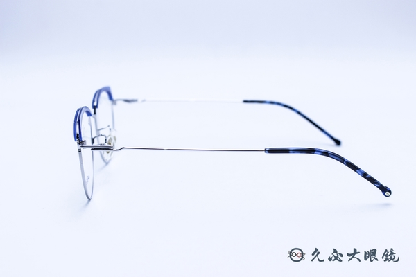 Kaffeine 咖啡因 KK No 19.1 C03 (藍) 韓國設計 眉框 近視眼鏡