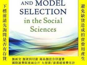 二手書博民逛書店Hypothesis罕見Testing And Model Selection In The Social Sci