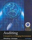 二手書博民逛書店《Auditing: Concepts for a Changing Environment》 R2Y ISBN:0324180233