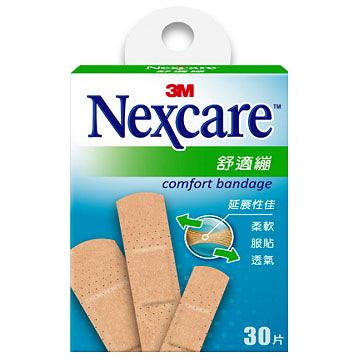 Nexcare 3M 舒適繃 OK繃 30片 1.9x7.5公分