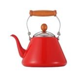cb北歐系列琺瑯煮水壺(熱情紅)
