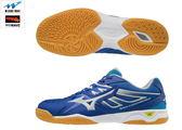 [陽光樂活=]MIZUNO 美津濃 WAVE KAISERBURG 5 寬楦桌球鞋 81GA182003(桌球鞋)