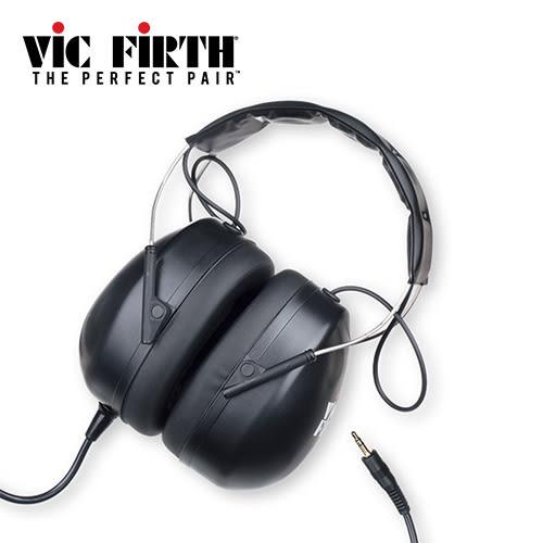 【敦煌樂器】VIC FIRTH SIH1 專業型 耳罩式耳機/有效隔絕外部多餘聲音保護耳朵!!