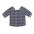 『小鱷魚童裝』時尚格子襯衫(08號~18號)531150
