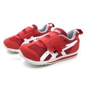 《7+1童鞋》中童 ASICS KIDS 亞瑟士 IDAHO MINI OP 透氣輕量 運動鞋 慢跑鞋 機能鞋 學步鞋 5258 紅色