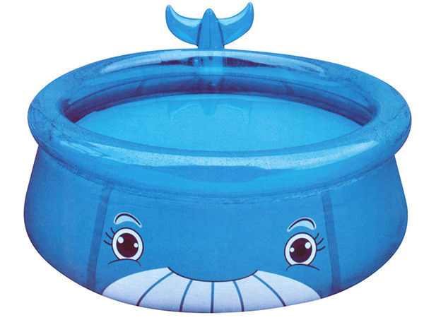 親親 鯨魚游泳水池